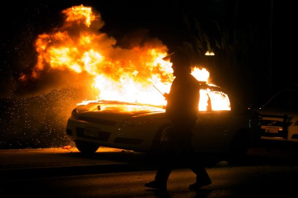 Ferguson Unrest2